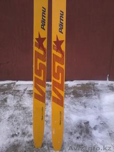 лыжи беговые с нарезкой - Изображение #1, Объявление #1346416