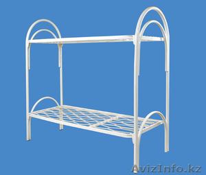 Кровати металлические трёхъярусные, кровати для общежитий, кровати для гостиниц. - Изображение #4, Объявление #1423123