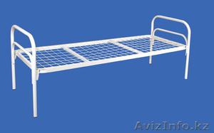 Кровати металлические трёхъярусные, кровати для общежитий, кровати для гостиниц. - Изображение #3, Объявление #1423123