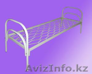 Кровати металлические трёхъярусные, кровати для общежитий, кровати для гостиниц. - Изображение #1, Объявление #1423123
