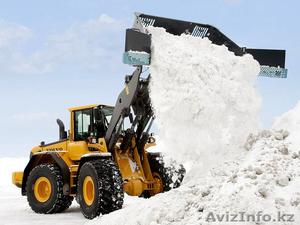 Услуги уборки и вывоза снега - Изображение #1, Объявление #1506816
