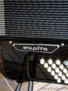 Продаю кнопочный аккордеон (баян) Weltmeister-Supita - Изображение #4, Объявление #1531903