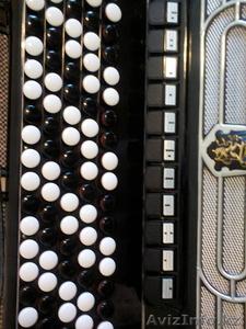 Продаю кнопочный аккордеон (баян) Weltmeister-Supita - Изображение #5, Объявление #1531903