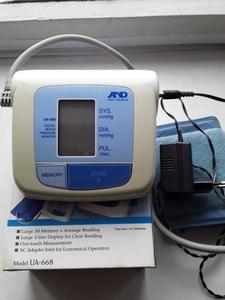 продаем электронный тонометр AND UA-668 Про-во Япония.  - Изображение #1, Объявление #1703121
