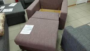 Кресло-кровать Konsul. Полностью пружинное ортопедическое - Изображение #4, Объявление #1707125