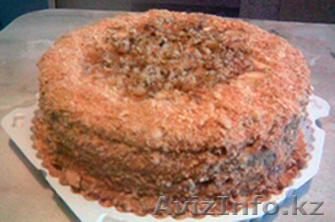 Самый вкусный торт с орехами фото 9