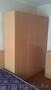 Спальный гарнитур (кровать,  шкаф,  комод,  зеркало)
