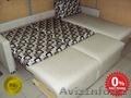 """Угловые диван-кровати """"Аккорд"""" 2-спальные, большое спальное место, Объявление #1331555"""