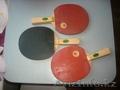 ракетки для настольног тенниса