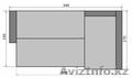 """Угловые пружинные диваны """"Консул"""" размер: 2,95 х 1,70 м и 3,40 х 1,70  - Изображение #4, Объявление #1534326"""