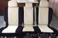 Пошив и ремонт чехлов для сидений автомобиля,  перетяжка сидений.