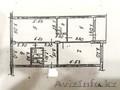 Продается 3-комнатная квартира,  Ворошилова 93