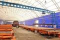 Линия производства дорожных плит ПДН-14 (от 10 плит в сутки)